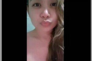 Pinay selfie sarap ng puki