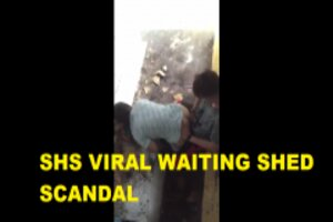 SHS VIRAL WAITING SHED SCANDAL