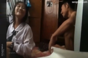 Students sex video pretty girl