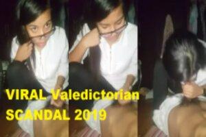 VIRAL NEW Valedictorian pinay Scandal